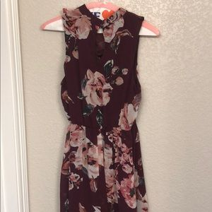 Size small dress. Only worn once.